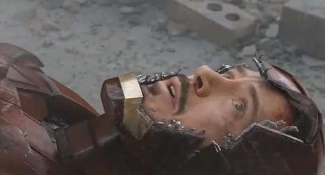 Angsty Superhero Mashup Trailers