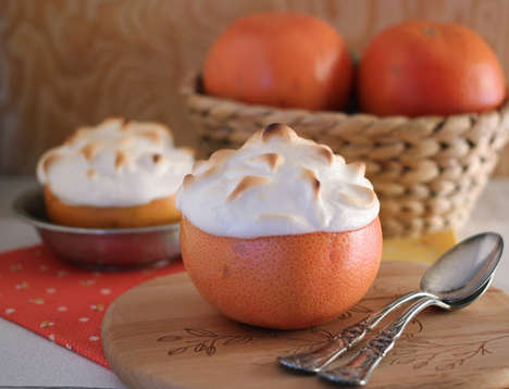Weight-Conscious Grapefruit Confections