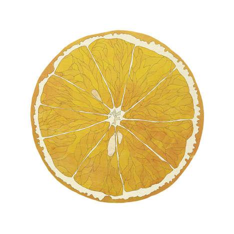 Fruit-Infused Stationary