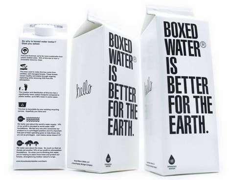 Eco-Friendly Aqua Packs
