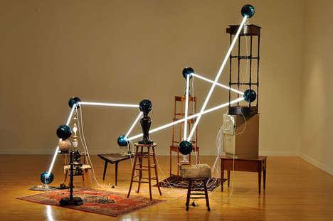 Precarious Household Sculptures