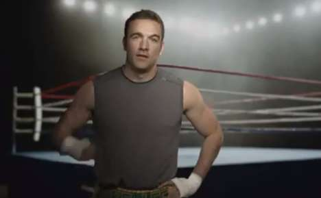 Weight Shaving Sandwich Commercials