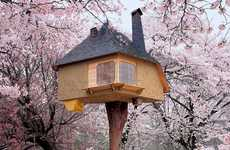 Arboreal Abode Publications - Philip Jodidio Focuses on Fantasy Tree Houses in His New Book