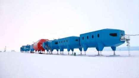 Futuristic Research Facilities
