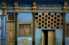 Decaying Structure Photography - Havana by Michael Eastman Captures Old World Architecture