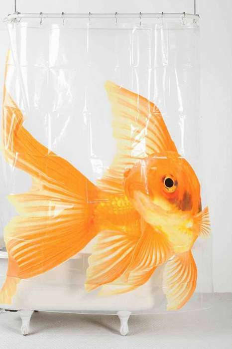 Gargantuan Goldfish Adornments