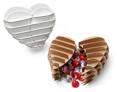 Crafty Heart-Shaped Gifts