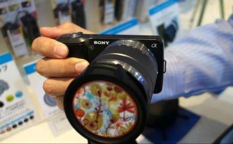 Time-Saving Camera Caps