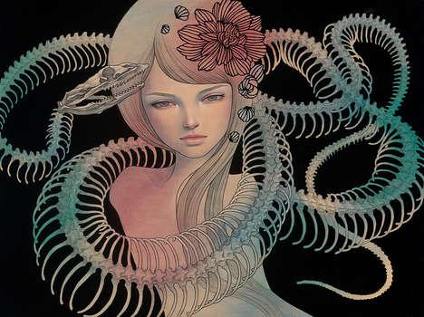 Serpentine Astrology Artwork