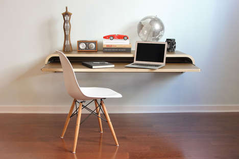 Wall-Mounted Workstations