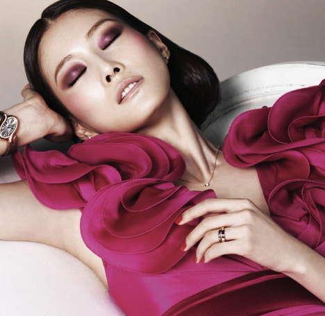 Subtlety Romantic Fashion Photoshoots
