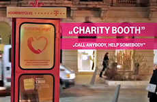 Charity Phone Booths