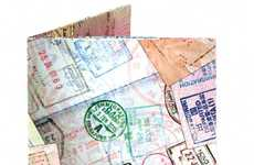 Recycled Map Wallets - Mighty Wallet Takes Intricate Recycled Paper & Makes 100% Biodegradable Goods