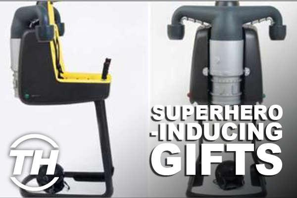 Superhero-Inducing Gifts