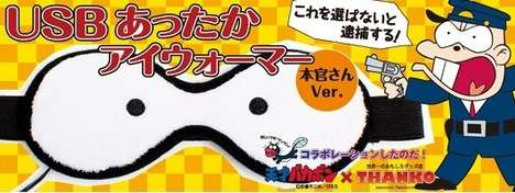 Manga Eye Warmers