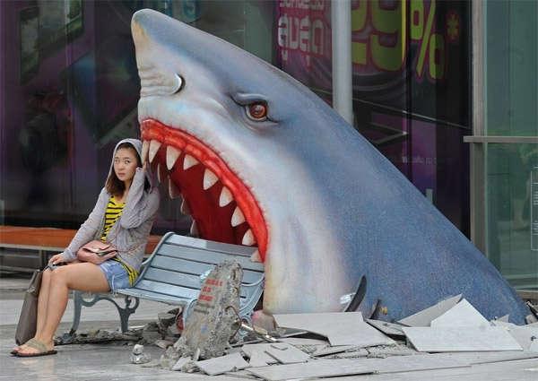 47 Shark-Shaped Creations
