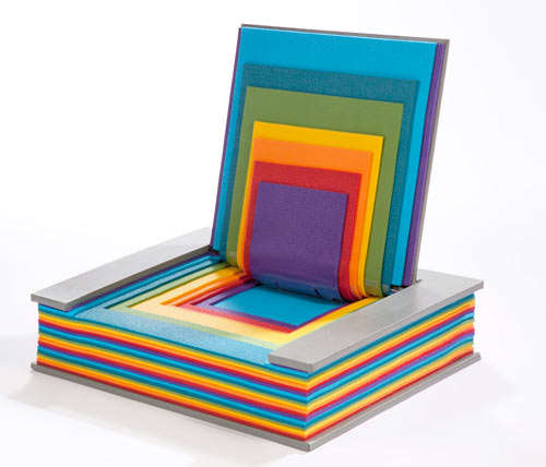 27 Rainbow Colored Furniture Pieces