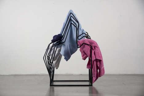 Hanger-Free Closets