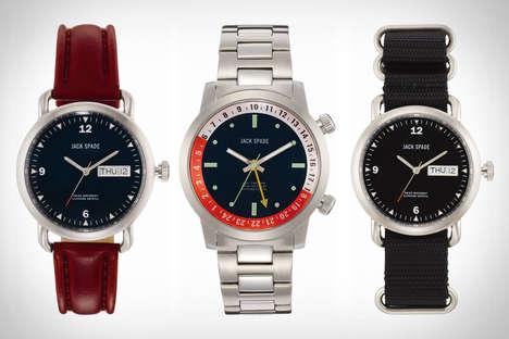 Crisp Prototypical Watches