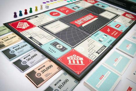 Stock Market Board Games