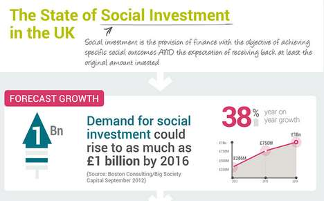Social Investment Infographics