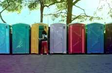 Musical Portable Toilets