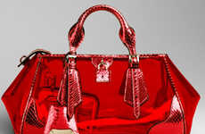 Festive Designer Purses - Valentine's Day Bags from Burberry are the Ultimate Luxury Gift