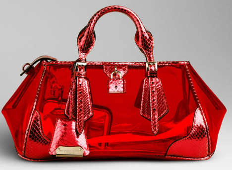 Valentine's Day Bags from Burberry are the Ultimate Luxury Gift
