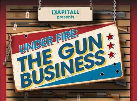Firearm Focused Infographics