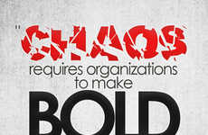 Chaos Requires Organizations to Make Bold Changes