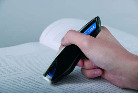 Savvy Textual Scanners