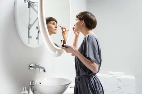 Modern Extendable Mirrors