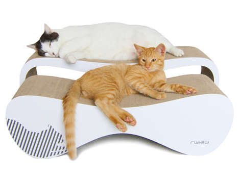 Contemporary Cat Beds