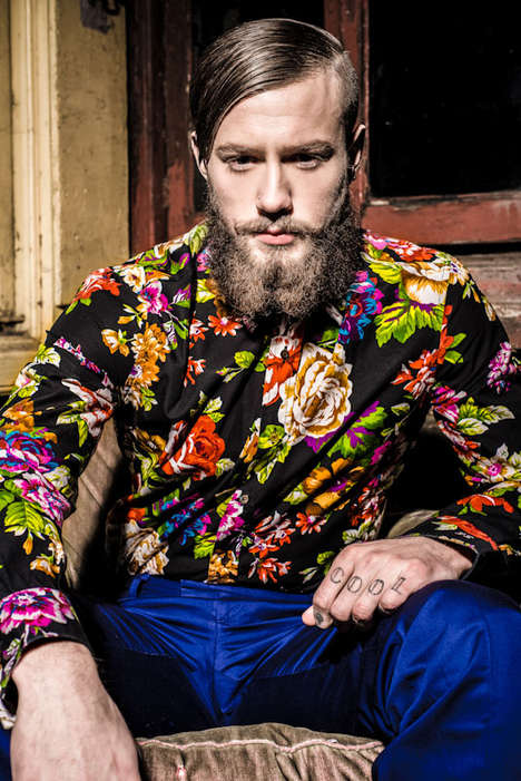 Flamboyant Lumberjack Editorials