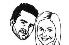 Personalized Nuptial Portrait Stamps - Create Memorable Stationary with Custom Wedding Stamps