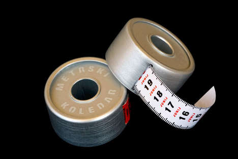 Measuring Tape Annuals