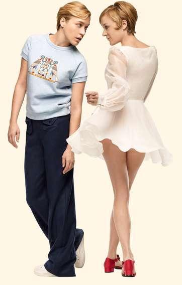 Split Personality Fashions