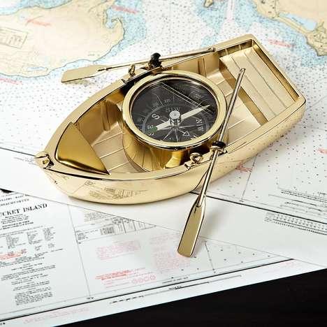 Nifty Nautical Compasses