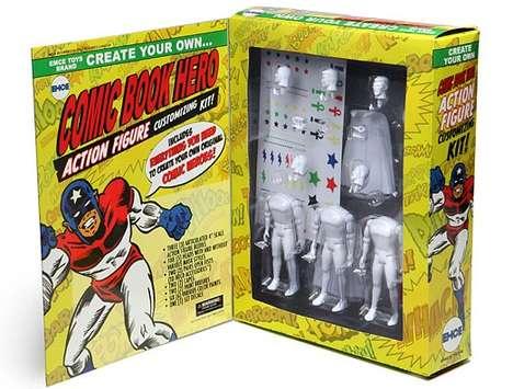 DIY Superhero Toys