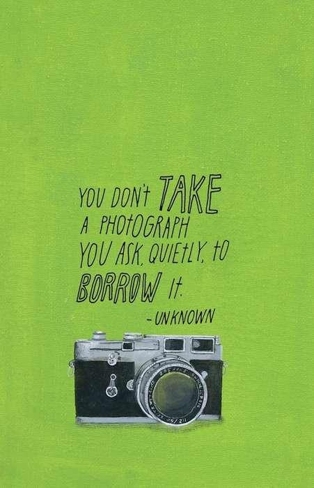 Inspiring Photographer Journals