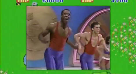 Nostalgic 80s Musical Mashups