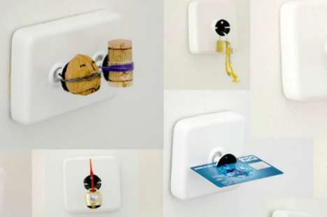 Toy-Topped Light Switches