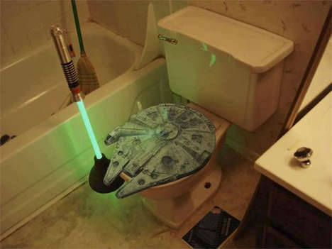 Galactic Toilet Designs