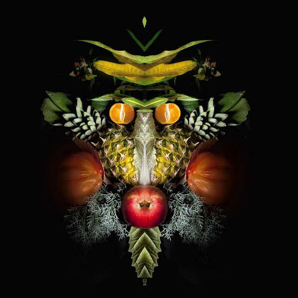 62 Fantastic Fruit Art Finds