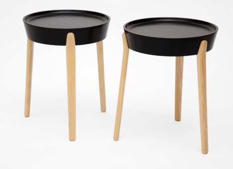 Tin-Capped Tables
