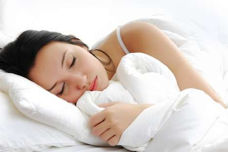 Alarm Clock Cushions - The Sony Pillow Wakes People Up Depending on What Sleep Cycle They Are In