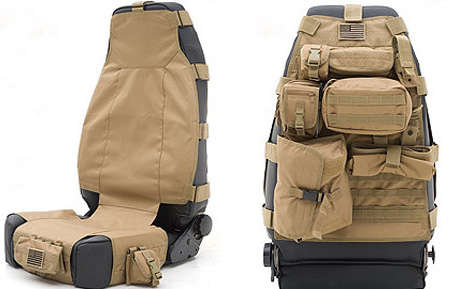 Rugged Car Seat Covers