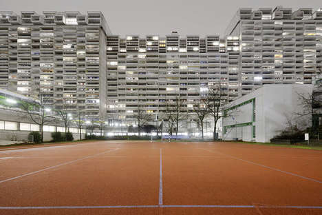Athletic Area Captures