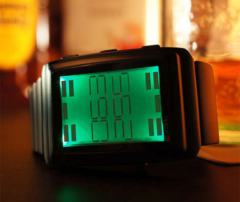 Decibel-Monitoring Watches