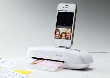 Petite Printing Smartphone Docks